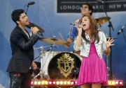 Деми Ловато, фото 120. Demi Lovato performs during ABC's 'Good Morning America' (august 13), photo 120