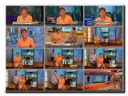 Robin Roberts---shows her sexy legs--abc--02.Sept.10