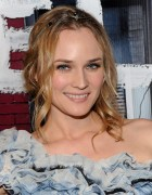 "Diane Kruger @ ""Chanel Boutique Soho"" Karl Lagerfeld Re-Opening Celebration In New York City (HQ X5 +6)"